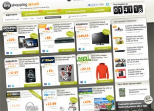 Liveshopping aktuelle Trends