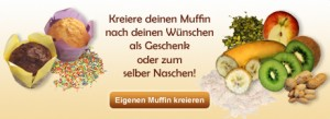 Individuelle Muffins direkt aus dem Ofen. aktuelle Trends