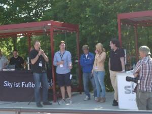 Sky Fancup 2012: Immer gewinnt der BVB. aktuelle Trends