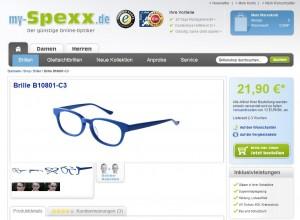 Brillen aus dem Netz? Onlineoptiker im Test aktuelle Trends