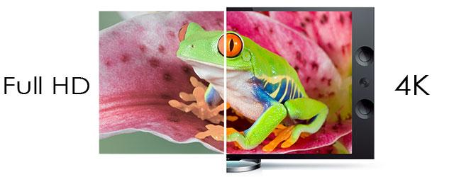 Sony 4K Fernseher