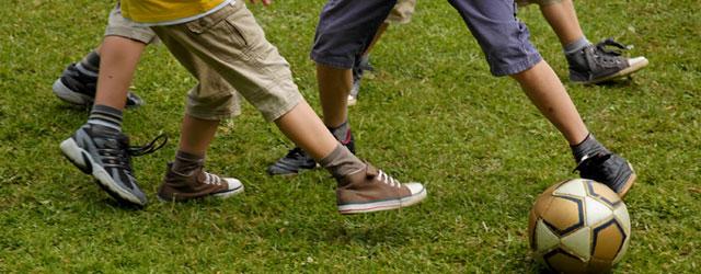 Sportlicher Kindergeburtstag