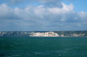 Weiße Felsen Dover