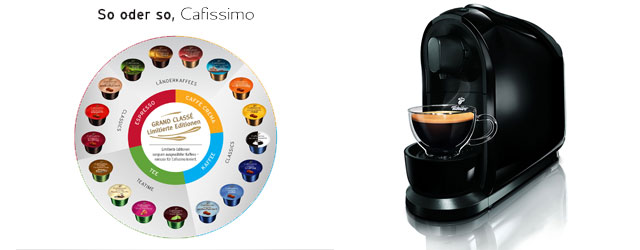 Heute gibt es einen neuen Testbericht zur Kapselkaffeemaschine Cafissimo Pure, die uns freundlicherweise von Tchibo zur Verfügung gestellt wurde. Im […]