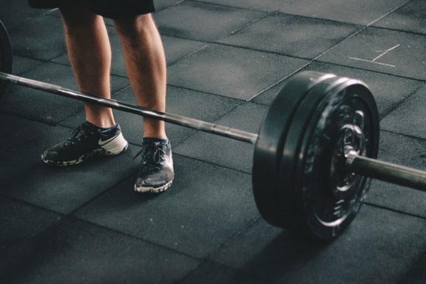 Nahrungsergänzung für Muskelaufbau