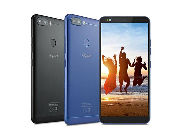 Gigaset GS370 Smartphone Test