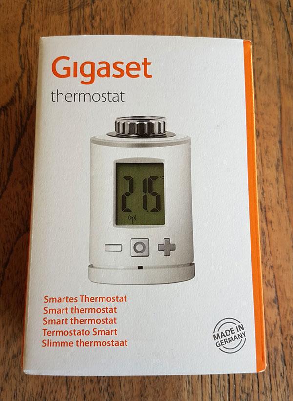 Gigaset Thermostat