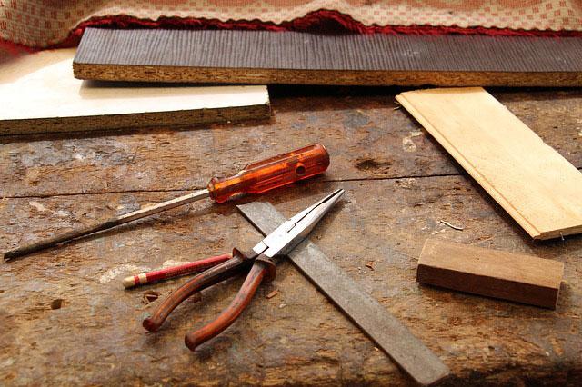 Werken mit Kindern Holz