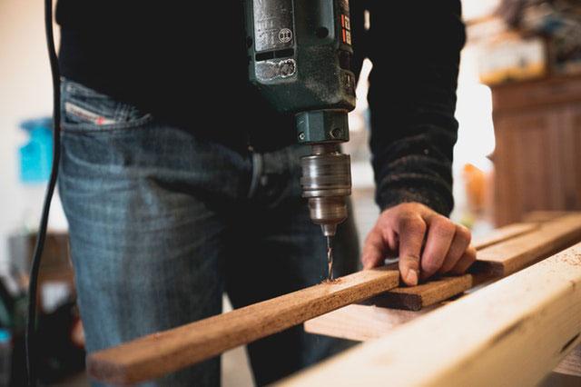 Werkzeug Werken Holz