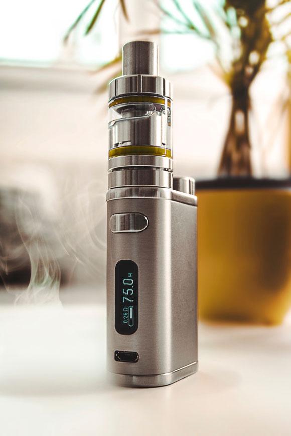 E-Zigaretten Liquids